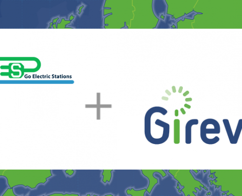 go electric stations teams up with GIREVE