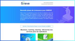 cliquez pour lire la newsletter de gireve novembre 2020