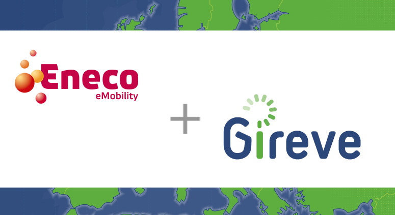 eneco e-mobility gets connected to GIREVE roaming platform