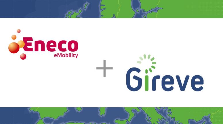eneco e-mobility gets connected to GIREVE roaming platform