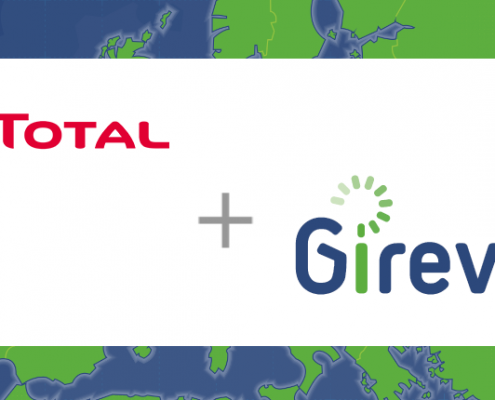 Total partners with GIREVE to develop roaming on its networks
