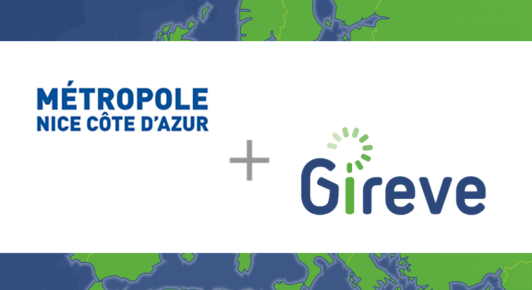 MNCA French Métropole Nice Côte d'Azur joined GIREVE's roaming platform as Charge Point Operator to open its Prise de Nice network to all EV users.