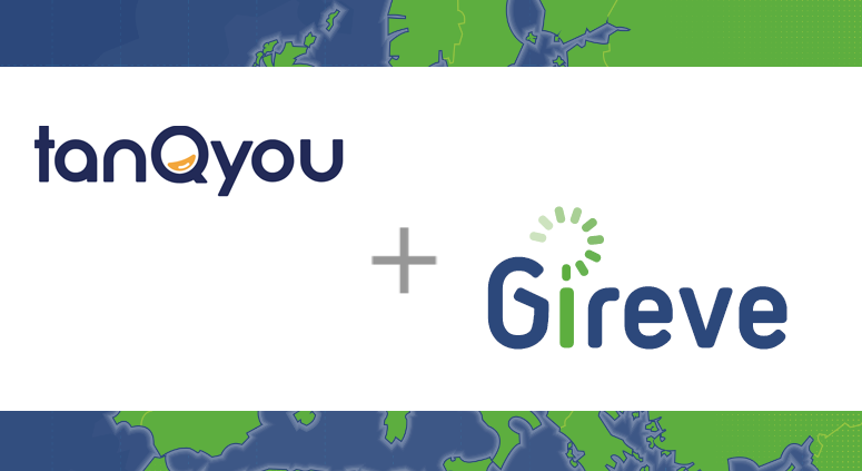 TanQyou opens more charging opportunities to its EV drivers with GIREVE