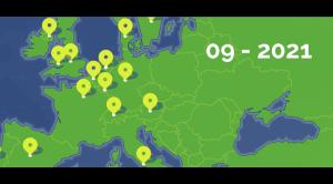 map of roaming in europe in september 2021